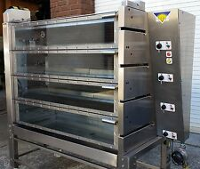 CHICKEN ROTISSERIE.RADIANT 2000 - T5. MANUFACTURER REFURBISHED. WARRANTY.V GOOD