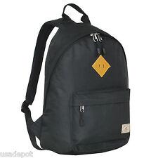 Everest Vintage Backpack - Black