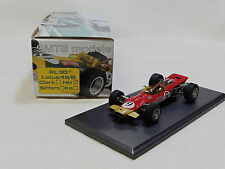 1/43 RL30C LOTUS 49B G.HILL MONACO BY SMTS