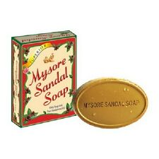 Mysore Sandalwood Soap Premium With Pure Sandalwood Oil 75g For Skin Care