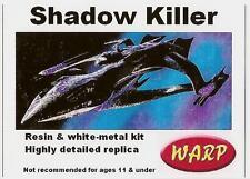 Babylon 5 Whitestar Shadowkiller Resin Kit Warp Models