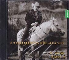 Lalo Mora Corridos de Jefes CD  New Nuevo Sealed
