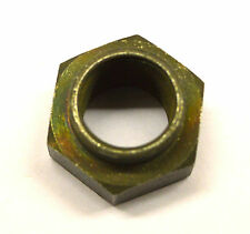 Genuine Rover Metro Rear Hub Stake Nuts 2x Left Hand Thread Part Number RLD10003