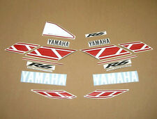 YZF-R6 06-07 50th Anniversary style red decals sticker graphics set kit rj11 5co