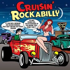 Cruisin' Rockabilly VARIOUS ARTISTS Best Of 75 Track ESSENTIAL MUSIC New 3 CD