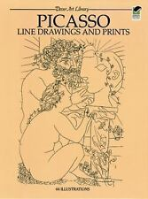 Picasso Line Drawings and Prints (Dover Fine Art, History of Art)