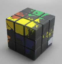 Cubetwist rubik's cube 3x3 Puzzles world map globe cube rubik with logo 173