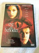 Eye of the Beholder (DVD, 2000) Ewan McGregor, Ashley Judd