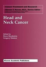 Cancer Treatment and Research Ser.: Head and Neck Cancer 114 (2010, Paperback)