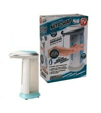 Auto Sensing Soap Dispenser with Infrared Sensor Ideal for Lotions & Sanitizers