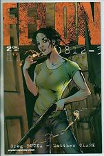 Image Comics Felon #2 January 2002 NM