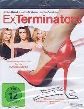 BLU-RAY NEU/OVP - ExTerminators - Jennifer Coolidge & Heather Graham