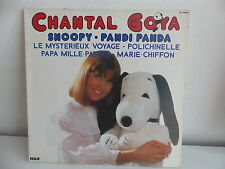 CHANTAL GOYA Snoopy Pandi Panda PL70471