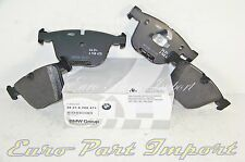 BMW REAR BRAKE PAD Germany Genuine OE 34216768471