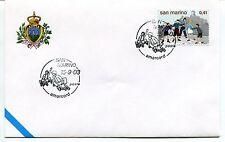 2003-09-15 San Marino amarcord ANNULLO SPECIALE Cover