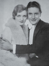 Ivor Novello Lily Elsie Scenes From The Truth Game 1928 Photo Article 7577
