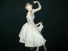 MINT LLADRO Women Ballerina Dance Figurine Statue 5275 Retired Ballet Girl LARGE