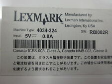 Lexmark MarkNet X2000 4034-324 Serveur d'impression / X2031e sans pièce réseaux