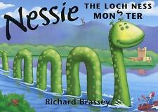 Nessie the Loch Ness Monster-ExLibrary