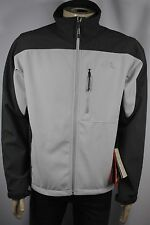 NEW Men's The North Face Apex Bionic Softshell fleece-backed windproof Jacket XL