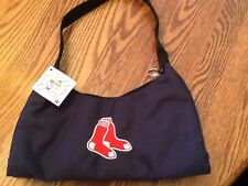 Littlearth MLB Womens' purse done in Boston Red Sox navy blue with Red Sox logo