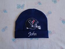 Houston Texans Personalized Baby Hat (0-2 year)