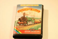 Sinclair ZX Spectrum - 48K SOUTHERN BELLE (STEAM ENGINE SIMULATOR  GAME) 1985