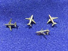 Lot of 4 Vintage Boeing 737  Airplane Pins