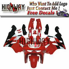 Fairings For Kawasaki ZX6R ZX-6R Ninja 636 94-97 95 ABS Fairing Kit Bodywork Red