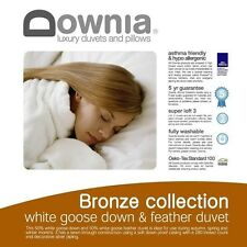Downia Bronze Collection 50% White Goose Down and 50% Feather Quilt-SUPER KING
