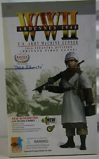 "Dragon Model 1/6 Scale WWII US ARMY MACHINE GUNNER/28TH INF. DIV. ""DEKE DAMATO"""