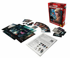 The Resistance 3rd Editon Game of Secret Identities Deduction Indie Boards&Cards