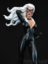 DST Diamond Select Toys Black Cat statue sculpted by Clayburn Moore