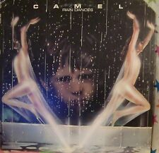 "12"" VERY RARE LP RAIN DANCES BY CAMEL (1977) JANUS RECORDS - JXS-7035"