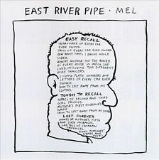 Mel by East River Pipe (CD, Oct-1996, Merge)