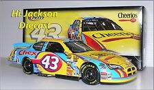 BOBBY LABONTE 2007 #43 CHEERIOS NASCAR DIECAST RACE CAR 1/24