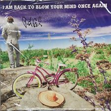 Peter Buck - I Am Back To Blow Your Mind Once Again AUTOGRAPHED LP NEW r.e.m.