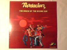 REVELACION The house of the rising sun lp FRANCE