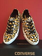 CONVERSE ALL STAR MIMI OX PUMPS Trainers OLD GOLD/BLACK. SIZE UK 3.5 BRAND NEW!!