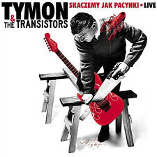 Tymon & The Transistors - Skaczemy Jak Pacynki  (CD) 2013 Live NEW