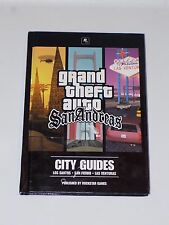 Grand Theft Auto: San Andreas Second Edition (PC, 2005) w/ City Guides  - (D605)