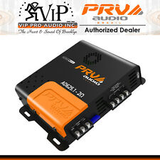 PRV AD-625.1 - 2 Ohms Compact 655W High Power 1-Channel Full Range Car Amplifier
