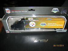 Pittsburgh Steelers Super Bowl XLIII Championship Diecast Collectible Truck