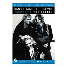THE POLICE : CAN'T STAND LOSING YOU  -  DVD - PAL Region 2 sealed