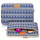 CoolBell(TM)15.6 Inch Laptop Sleeve Case Cover With Elephant Pattern Ultrabook
