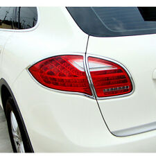 Chrome Taillight Trim [Fits: Porsche Cayenne 2012-2014]