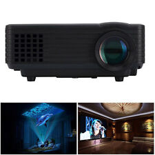 1080P HD Multi-media LED Projecteur Home Cinéma Cinema HDMI VGA AV SD LCD TFT