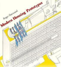 Modern Housing Prototypes (Harvard Paperbacks)-ExLibrary