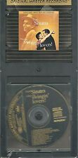 Sinatra, Frank Songs For Swingin' Lovers! MFSL Gold CD U I Longbox Japan Erstpr.