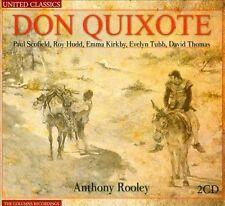 Don Quixote, New Music